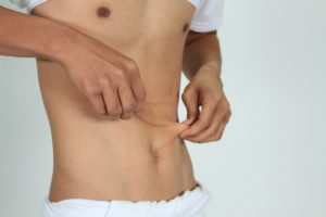 Gesunde Bauchmuskeln